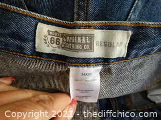 Route 66 Jeans 34x30