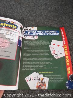 Texas Hold'em Book