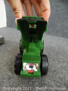 John Deere Green Toy