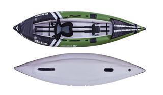 Elkton Outdoors Steelhead 150 Fishing Kayak (J1)