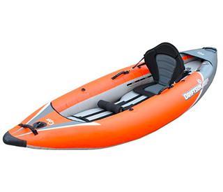 Driftsun Rover 120/220 Inflatable Tandem White-Water Kayak (J8)