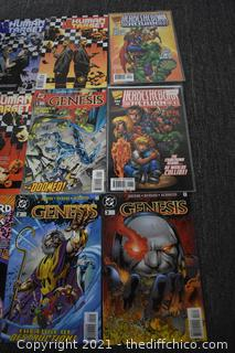 9 Comic Books