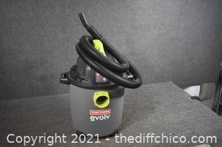 Working Craftsman Vacuum