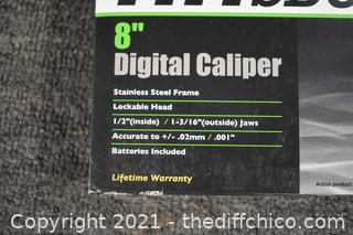 8in Digital Caliper