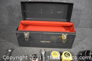 Craftsman Tool Box plus Contents