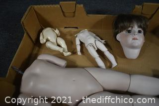 Doll Parts