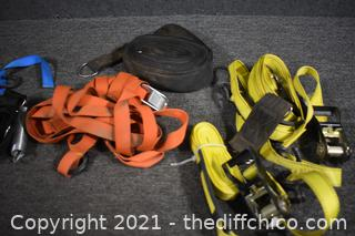 Lot of Straps
