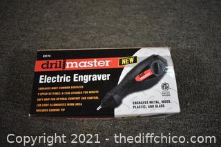 NIB Electric Engraver