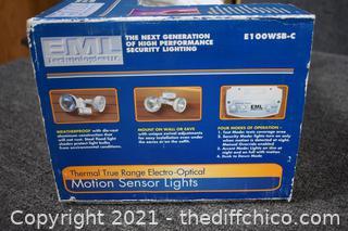 NIB Motion Sensor Lights