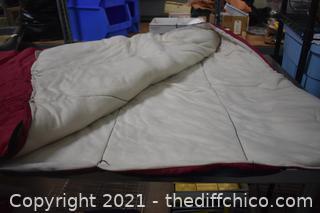Sleeping Bag - 71in x 31in
