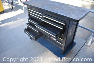 Craftsman 12 Drawer Tool Box