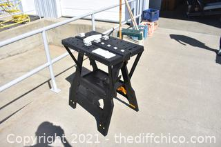Work Bench / Saw Horse