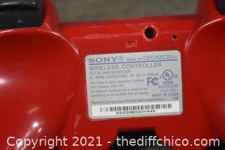 Sony Wireless Controller