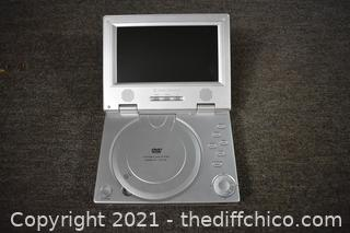 Untested DVD Player