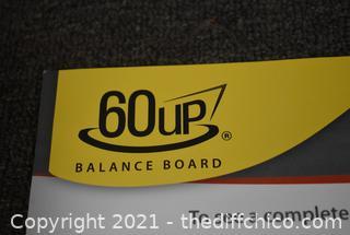 60Up Balance Board