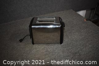 Working Hamilton Beach Toaster