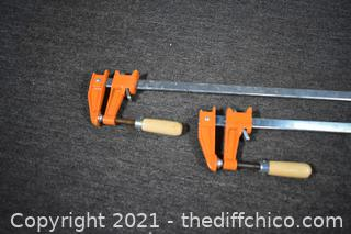 2 Clamps