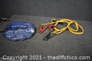 12ft Jumper Cables