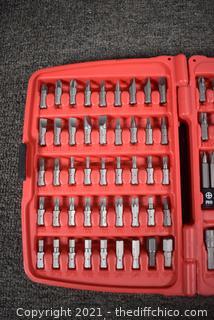 NIB Craftsman Driver Set