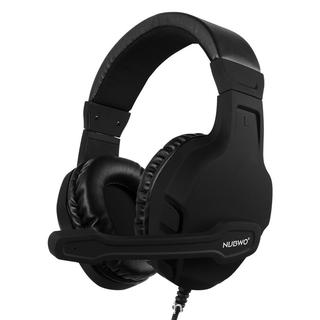 NUBWO U3 3.5mm Stereo Gaming Headphones On Ear Headset with Microphone For U6M6