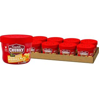 NEW Campbell's Chunky Soup, Classic Chicken Noodle, 15.25 Ounce (Pack of 8) EXP 02/22