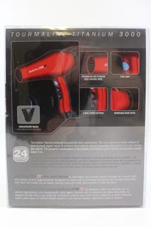 ($79.99) BaBylissPRO Tourmaline Titanium 3000 Hair Dryer