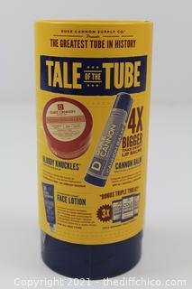 Duke Cannon Supply Co. Winter Survival Tube skincare - Bloody Knuckles, Lip Balm