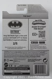 2016 Hot Wheels The Bat #227/250 [Black] Batman Series 2/5