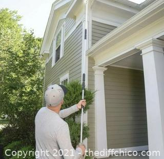 NEW SurfaceMaxx Pro 9-ft Pressure Washer Extension Wand