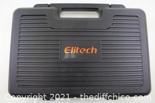 ($199.99) Elitech PT-500&PT-800 Wireless Refrigeration Digital Manifold Gauge Set HVAC A/C Pressure Temperature Gauge with Removable Temperature Test Clip 1/8'' NPT
