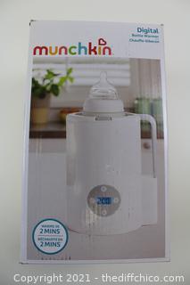 Munchkin Digital Bottle Warmer
