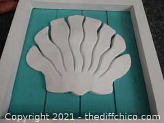 Shell Wall Decor