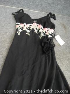 NWT Sexy Nighty With Panties med