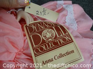 Dynasty Porcelain Doll