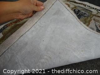 "Animal Tapestry 37"" x 25 1/2"""