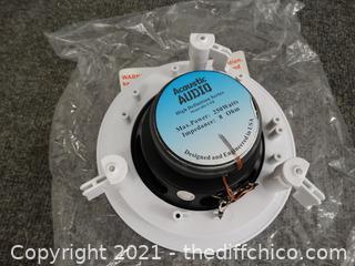 Acoustic Audio Speaker 250 watts