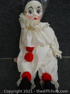 Porcelain Doll Clown