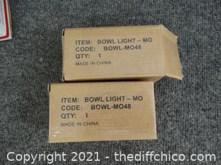 Toilet Bowl Lights