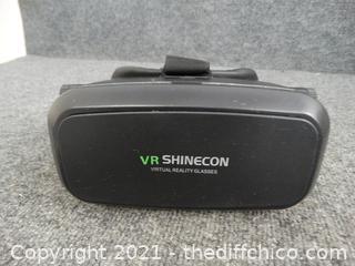 VR Shine -con Virtual Reality Glasses