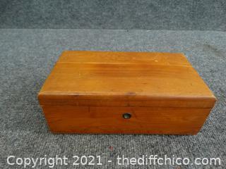 Lane Stash Box