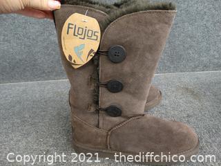 Flojos Boots 10
