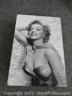 Marilyn Monroe Hide Away Book