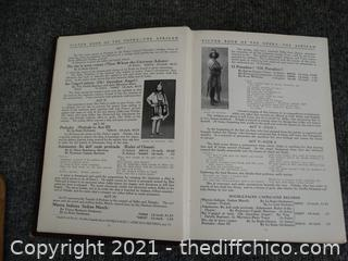 The Victor Book Of The Opera 1912