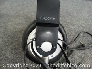 Sony Head Phones