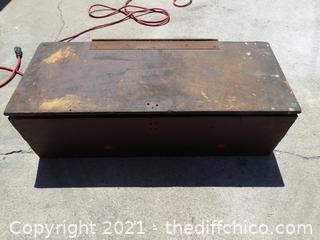 """Wood Box W-31 1/2"""" X T-10"""" x 13"""""""