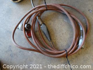21 1/2' Oxy Act Hose With Tip