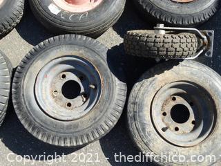 Mixed Tires