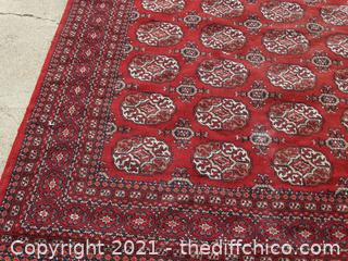 """Large Area Rug 125"""" x 93"""""""