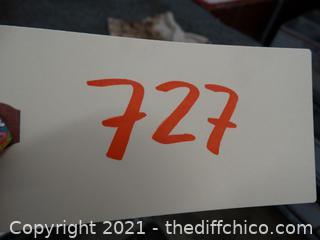 "Metal Box12"" x 71/2"" x4 1/2"""