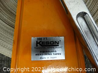 Keson  Fiber Glass Measuring Tape